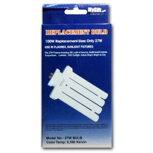 27W Replacement Bulb for Sunlight Lamp