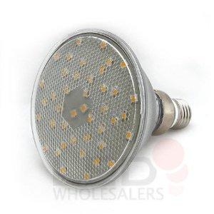 brightest par38 42 white smd led flood light bulb 1314wh cv the. Black Bedroom Furniture Sets. Home Design Ideas