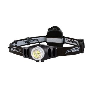 Coast LED Lenser 7497 Focusing LED Headlamp with VLT H7