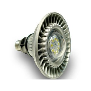 Dimmable LED Par38 Light Bulb Replaces Incandescent Halogen Recessed, Track, Flood 11 Watt