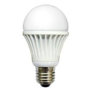 EarthLED ZetaLux 2 PRO - 7 Watt LED Light Bulb - Warm White (2700K) - 450 Lumens