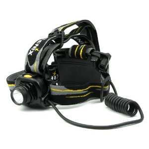 Fenix HP10 7 Level 225 Lumen LED Headlamp
