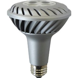 GE 75377 Energy Smart Led Indoor Floodlight PAR30 Lamp, 10-Watt