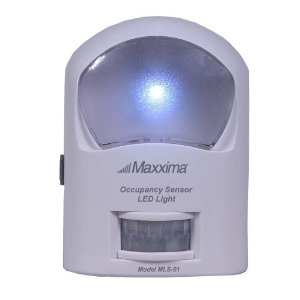 Maxxima MLS-01 Occupancy Sensor LED Light