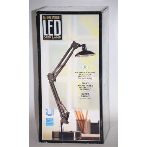 Natural Daylight LED Desk Lamp - Energy Saving Solution