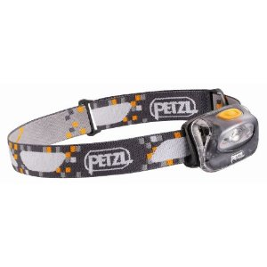 Petzl E97 PM Tikka Plus 2 Headlamp, Mystic Gray