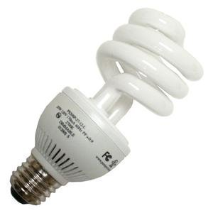 PureSpectrum 20W Fully Dimmable Spiral CFL (Pack of 6) Warm 2700K Light, 6000 hours (75W Equivalent)