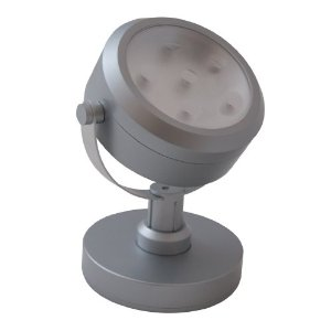 Rite Lite LPL720 6 LED Spot Light Grey