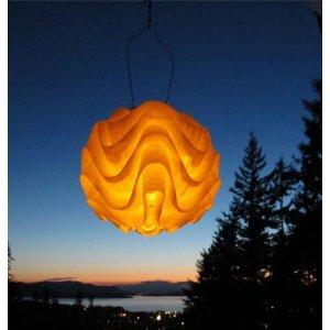 Soji LED Solar Lanterns - Modern Style