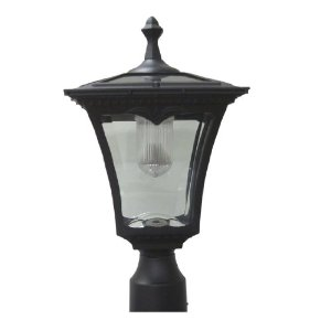 Solar Lamp Post Light - Coach Light