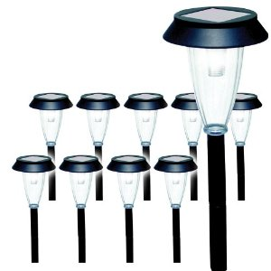 Sunforce 86115 Solar Garden Lights pack of 10