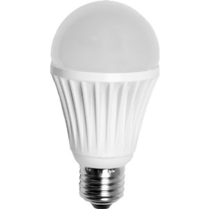 ThetaLux - 9 Watt LED Light Bulb - Warm White (2700K) - 550 Lumens