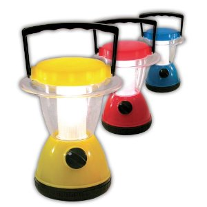 Trademark Emergency Lanterns (Set of 3)