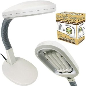Trademark Home Collection Sunlight Desk Lamp 26 inches