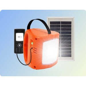 d.light S250 Solar LED Lantern